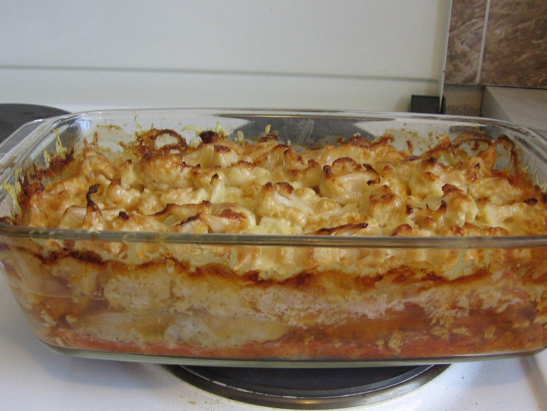 Запечь рыбу в духовке с капустой рецепт